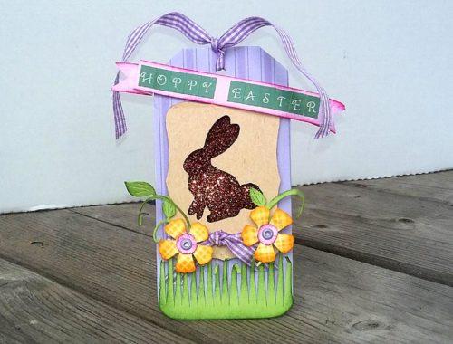 Tag - Hoppy Easter
