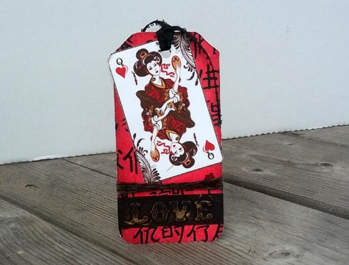 Tag - Queen of Hearts
