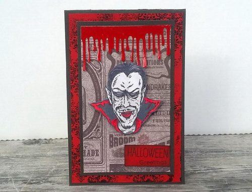 Drippy Dracula