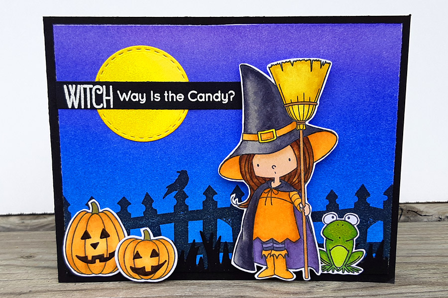 Witch Way to the Candy