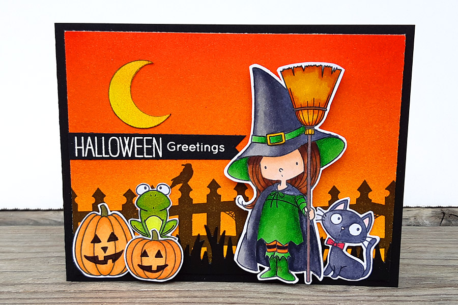 Halloween Greetings from Friends