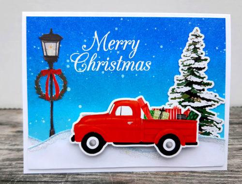 Hallmark Holiday Card