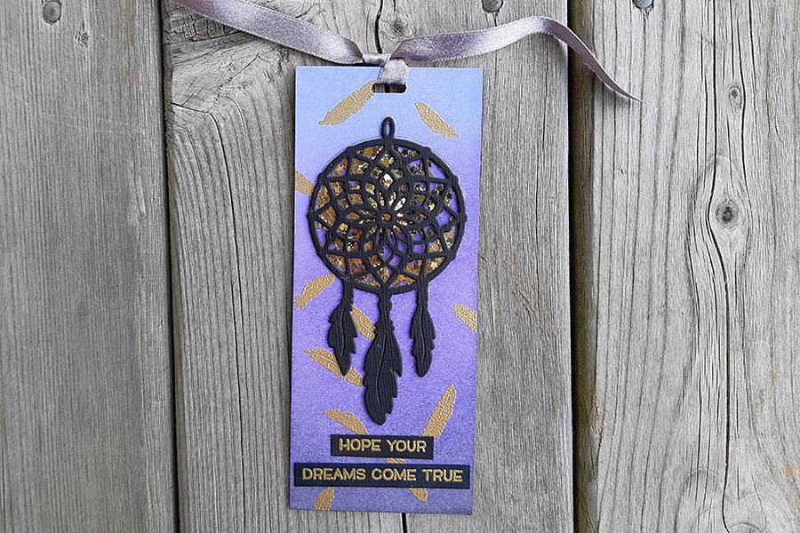 Dreamcatcher Bookmark