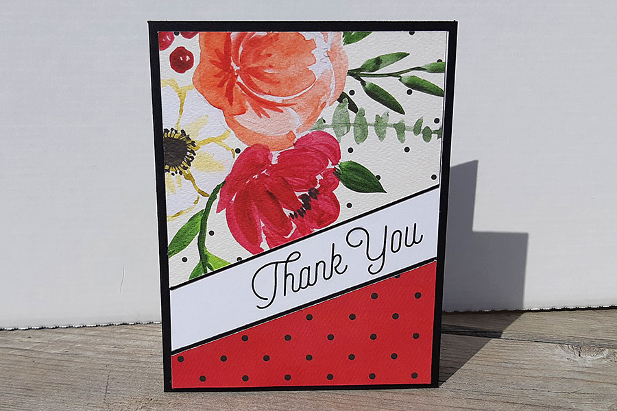 Thank You - Botanical Garden