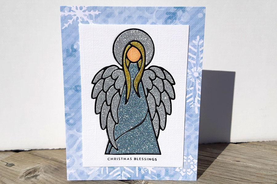 Glitter Angel