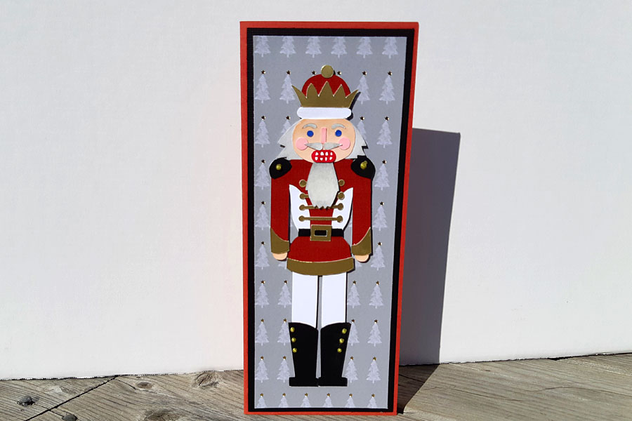 Nutcracker Die Cut