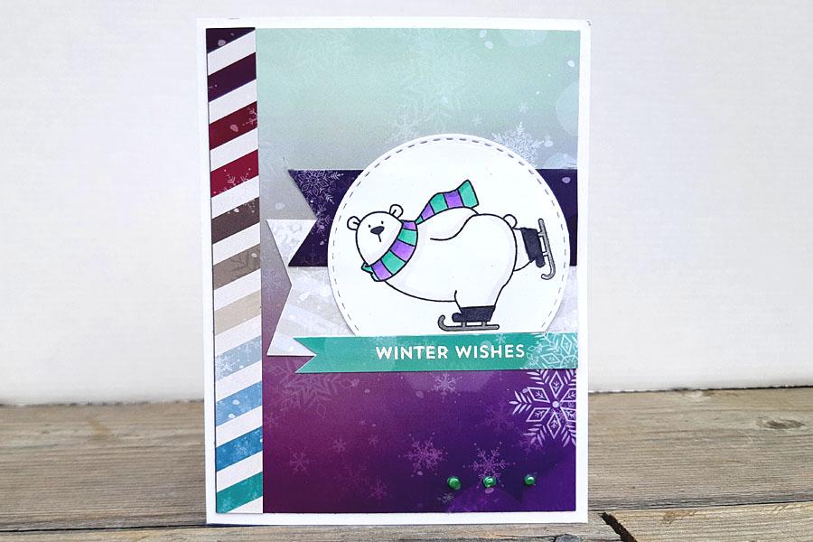 Polar Bear Pal sends winter wishes