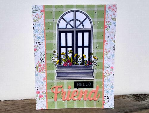 Hello Friend - SSS Mar 2021 Card Kit
