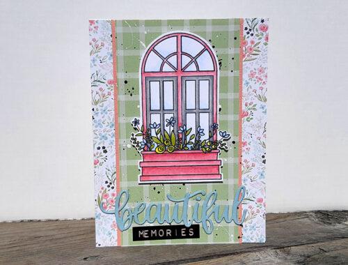 Beautiful Memories - SSS Mar 2021 card kit